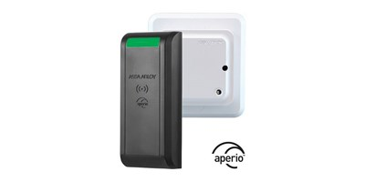 SECURITRON R100-1H Wireless Reader and Aperio Hub
