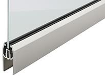 "Tapered 4"" Sidelite Rails"
