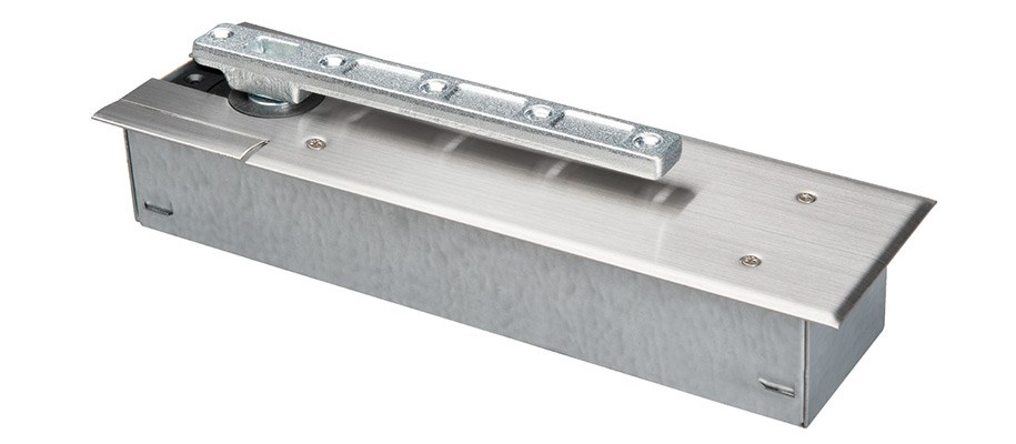 Whether Used Offset Or Center Hung, The 6280 Concealed Floor Closer Offers  A Minimal Appearance That Can Fit ...