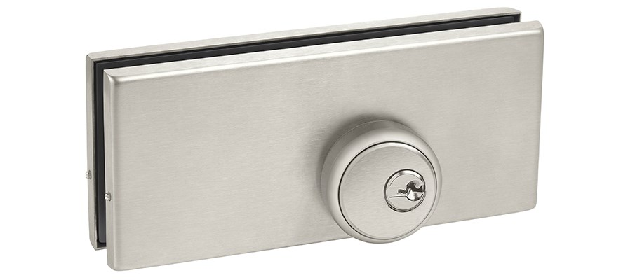 Bottom Door Patch Lock (PFD-100)  sc 1 st  ASSA ABLOY Glass Solutions & Bottom Door Patch Lock - ASSA ABLOY pezcame.com